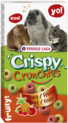 Versele-Laga Crispy Crunchies - Knaagdiersnack - Fruit 75 g