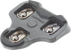 BRN Schoenplaatjes compatibel Look keo - 6° speling - Grijs - Grip