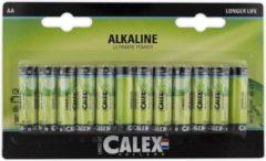 Calex 12-pack AA Batterijen - Penlite Alkaline Longlife