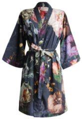 Essenza Kimono 'Fleur' Essenza Nachtblau
