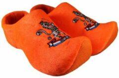 Nijhuis Klomppantoffel Divers - oranje - 16-19