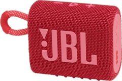 JBL Go 3 Bluetooth luidspreker Waterdicht, Stofdicht Rood