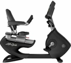 Life Fitness Platinum Discover SE3HD Ligfiets