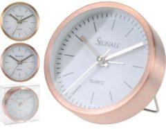 Roze Segnale Wekker alu 90x25mm