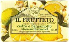 MULTI BUNDEL 5 Nesti Dante Il Frutteto Citron And Bergamot Soap 250g