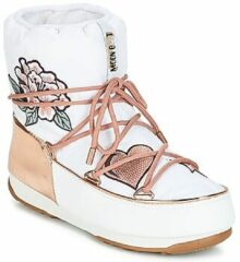 Witte Boots en enkellaarsjes Moon Boot Peace by Moon Boot