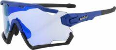 Rogelli Bril Switch - Blauw/Zwart - Unisex - Maat One Size