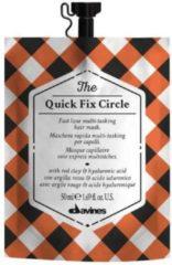 Davines 2 x The Quick Fix Circle Hairmask 50ml