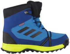 Winterstiefel TERREX SNOW CP CW K mit ClimaProof-Technologie S80887 adidas performance mystery petrol f17/core black/blue night f17