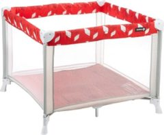Rode Safety 1st Circus Playpen - Campingbedje - Red Campus