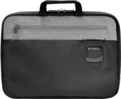 """Everki Laptophoes ContemPRO Sleeve Geschikt voor maximaal (inch): 39,6 cm (15,6"""") Zwart"""