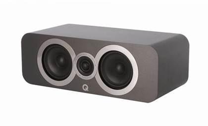 Afbeelding van Grijze Q Acoustics 3090Ci - Center Speaker - Grafiet