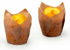 Happy Bakers Muffin Vanille Glutenvrij 2 stuks