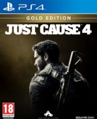 Square Enix Just Cause 4 Gold Edition - PS4