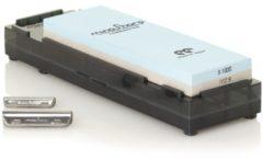 Global MinoSharp Messenslijper - Wetsteenkit - Combi 200-1000 - Messenslijper