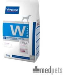 HPM Veterinary Veterinary HPM Dietetic Cat - Weight Loss & Control 3 kg