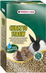 Versele-Laga Cubetto Straw Strokorrels - Bodembedekking - 12 l 5 kg