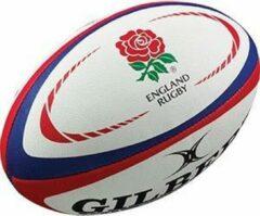 Gilbert Rugbybal Engeland Blauw - maat 3