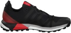 Trekkingschuhe Terrex Agravic AF6134 adidas performance core black/carbon/hi-res red s18