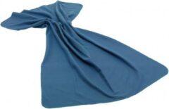 Blauwe Masha Picknickkleed Turquoise