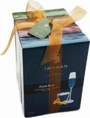 4 smaken Giftset 200 gram- Tamnan Thai Herbs & Tea- gezonde kruidenthee - herbal tea - Blauwe thee-citroengras-pandan-hibiscus-gember-kaffir limoen- theepakket