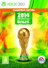 Electronic Arts FIFA 14: World Cup Brazil 2014 - Champions Edition