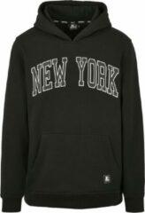 Urban classics Starter Hoodie/trui -S- Starter New York Zwart