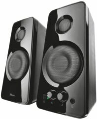 Trust Tytan 2.0 PC-luidsprekers Kabelgebonden 18 W Zwart