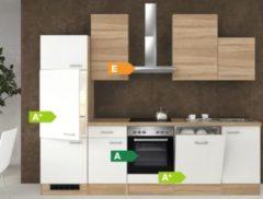 Flex-Well Küchenzeile G-280-2301-000 Samoa 280 cm