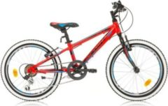 Sprint 20 ZOLL HAT TRICK SEVENTEEN Junior Bike Kinder rot