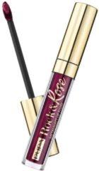 Bordeauxrode SALE! Pupa Milano Rock&rose metalmatt lip fluid 003