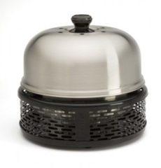 Zwarte Cobb Pro Houtskoolbarbecue Tafelmodel Compact - Zwart