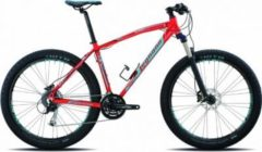 27,5+ Legnano Duran Hardtail Mountainbike 21... 40cm, rot-hellblau