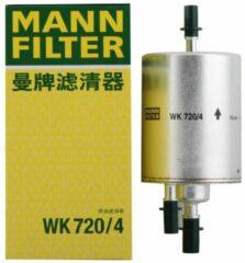 MANN FILTER Filters en essentie WK720 / 4