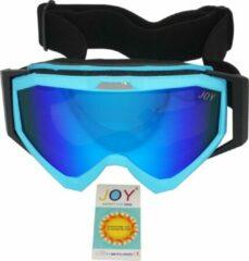 Joy Xps Kids TPU Ultra-Light frame. DUBBEL layer lens Ski/Snowboard Goggle
