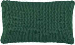 MARC O'POLO Nordic Knit Sierkussen Groen - 30x60