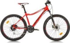 26 Zoll Herren MTB Fahrrad Sprint Apolon... rot, 41cm