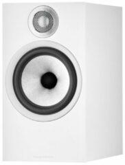 Bowers & Wilkins 606 S2 PER SET Boekenplank speaker Wit