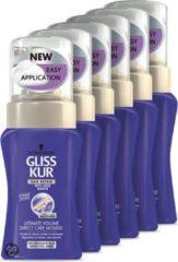 Gliss Kur Ultimate Volume Direct Repair Mousse - 6 stuks