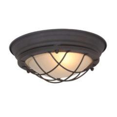 Bruine Home24 Plafondlamp Mexlite VIII, Steinhauer