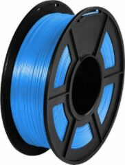 SUNLU SILK filament 1.75mm 1kg Blauw