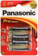 Panasonic 1x2 LR14PPG Alkali 1.5V Nicht wiederaufladbare Batterie LR14PPG/2BP