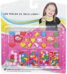 Merkloos / Sans marque Armbandjes maken set voor kids