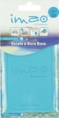 Universeel Imao PP 07256 Parfumkaart Escale à Bora-Bora (blauw)