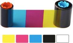 HiTi CS 200 printerlint Half Panel YMCKO