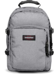 Grijze Eastpak Provider - Rugzak - 16 inch laptopvak - Sunday Grey
