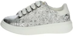 Zilveren Lage Sneakers Asso AG-5407