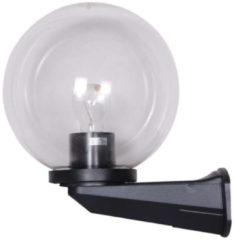 Elro Bol lamp Bolano 25cm. muur Ou. NFB25HM
