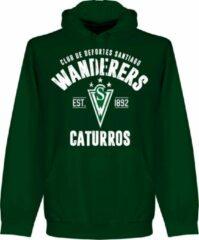 Retake Santiago Wanderers Established Hoodie - Donkergroen - L