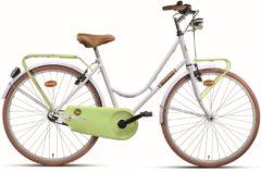 Montana Bike 26 Zoll Damen Holland Fahrrad Montana... weiß-grün